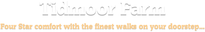 Tidmoor Farm: Holiday cottages in Weymouth